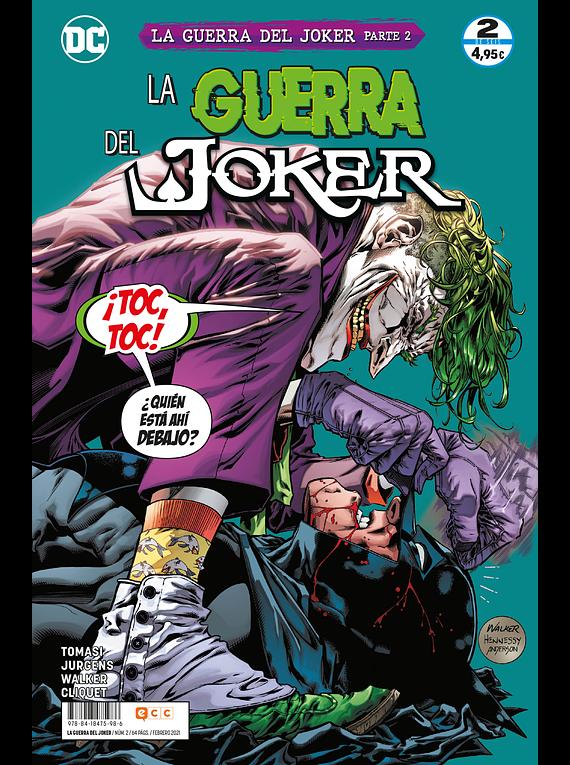 La guerra del Joker núm. 2 de 6