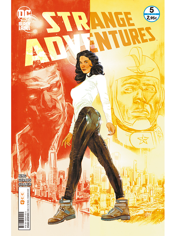 Strange Adventures núm. 5 de 12