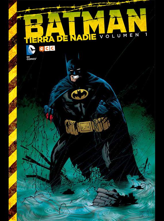 Batman: Tierra de nadie núm. 01