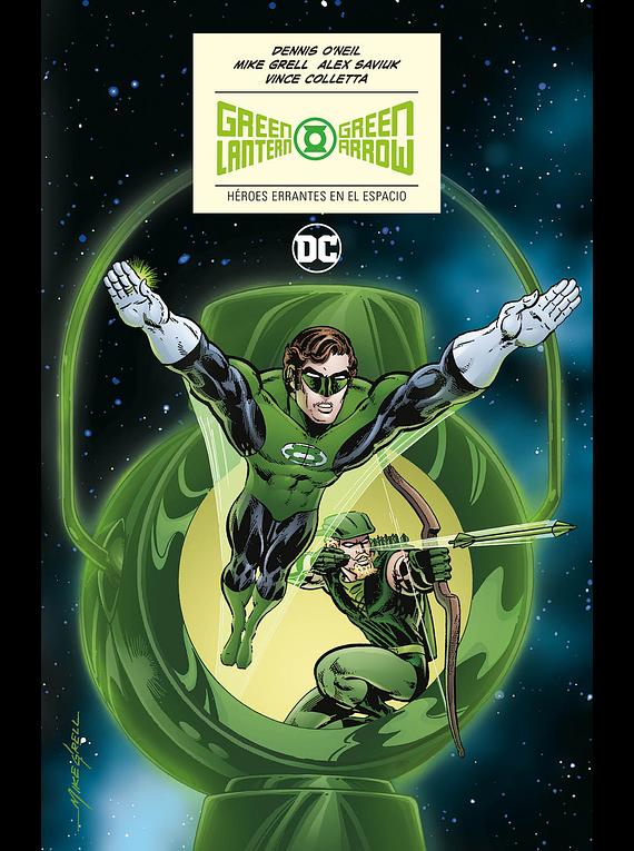 Green Lantern / Green Arrow: Héroes errantes en el espacio