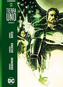 Green Lantern: Tierra uno vol. 2
