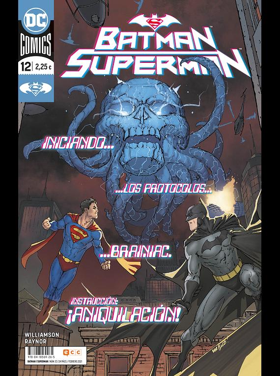 Batman/Superman núm. 12