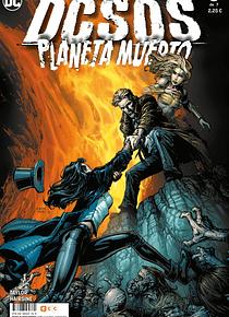 DCsos: Planeta Muerto núm. 3 de 6