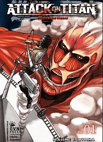 OVNIPRESS - KODANSHA-ATTACK ON TITAN-#01