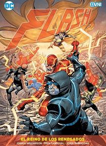 OVNIPRESS - DC - ESPECIALES - Flash Vol. 09:EL REINO DE LOS RENEGADOS