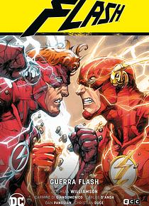 Flash Vol. 06: La guerra de Flash (Flash Saga La Búsqueda de la Fuerza parte 1)
