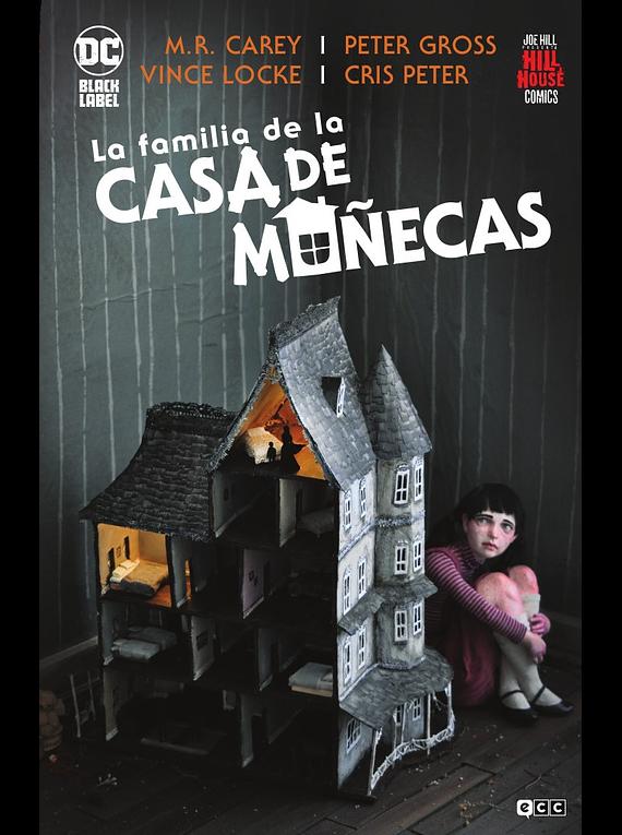 La familia de la casa de muñecas (Hill House Cómics)