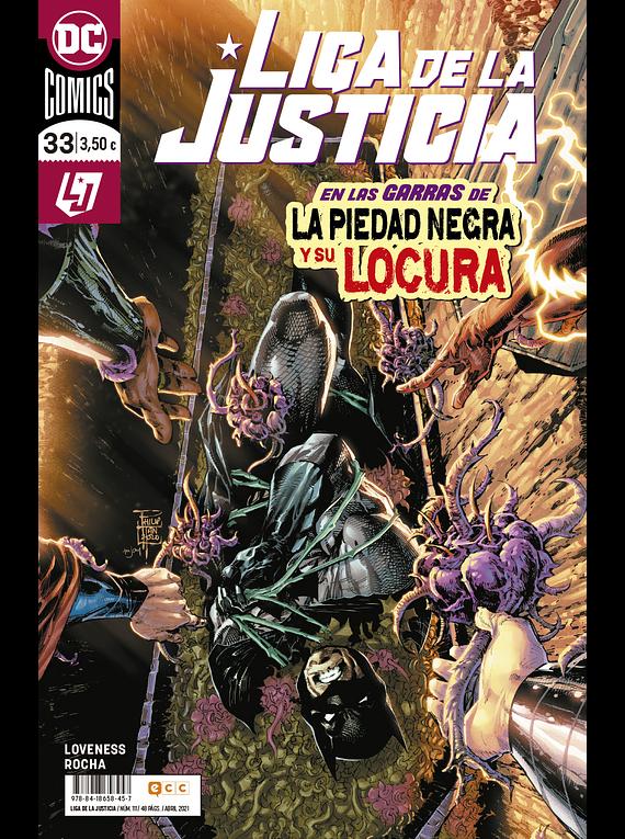 Liga de la justicia núm. 111/33
