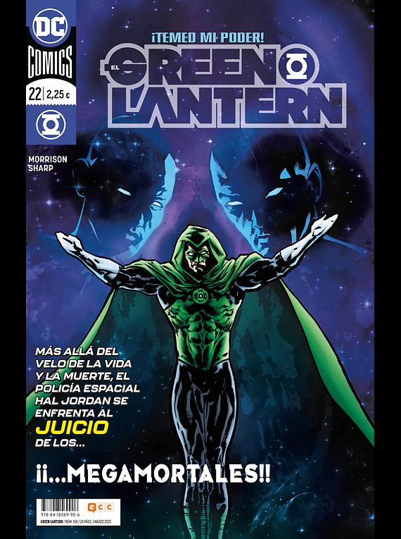 El Green Lantern núm. 104/22