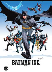 Batman, la leyenda núm. 49: Batman Inc. Parte 2