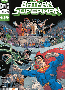 Batman/Superman núm. 13