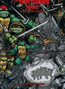 Las Tortugas Ninja: La serie original vol. 2 de 6