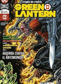 El Green Lantern núm. 105/23