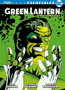 OVNIPRESS - DC: GREEN LANTERN : OCASO ESMERALDA