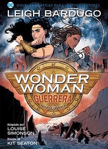 OVNIPRESS - DC -JÓVENES LECTORES - WONDER WOMAN: GUERRERA