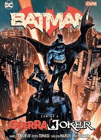 OVNIPRESS - BATMAN: CAMINO A LA GUERRA DEL JOKER