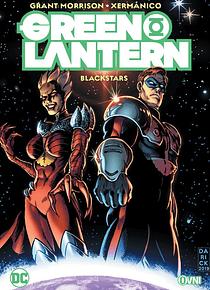 OVNIPRESS - GREEN LANTERN: BLACKSTARS