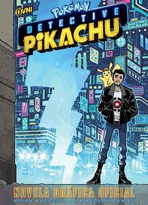OVNIPRESS - LEGENDARY COMICS -POKÉMON: DETECTIVE PIKACHU