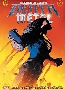 OVNIPRESS - BATMAN Noches Oscuras: DEATH METAL #2