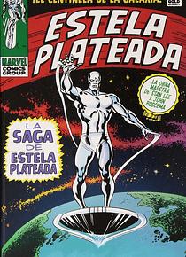 ESTELA PLATEADA DE STAN LEE