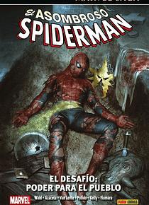 Marvel Saga spiderman 25