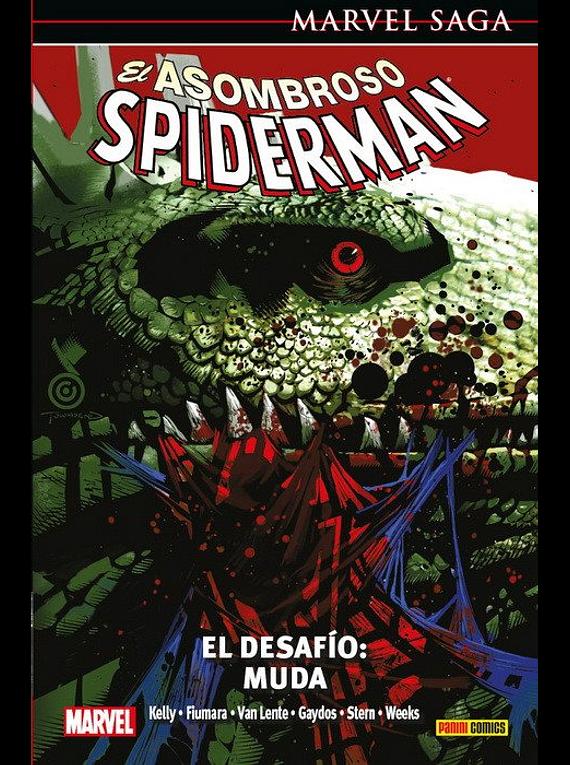 Marvel Saga spiderman 27