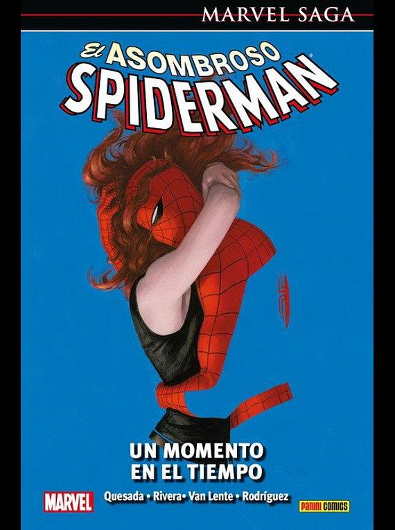 Marvel Saga spiderman 29