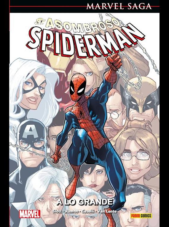 Marvel Saga spiderman 31
