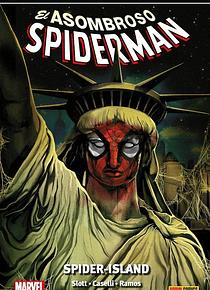 Marvel Saga spiderman 34