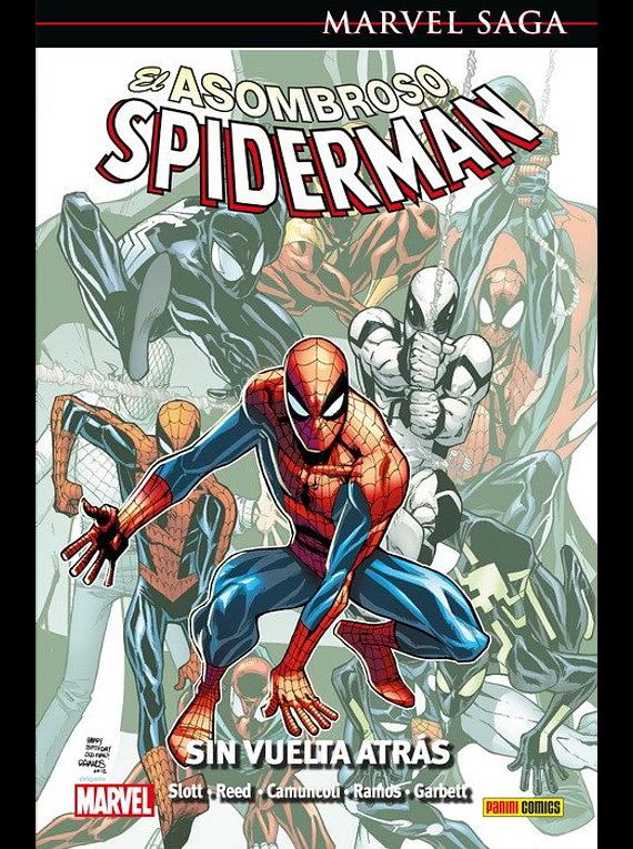 Marvel Saga spiderman 37