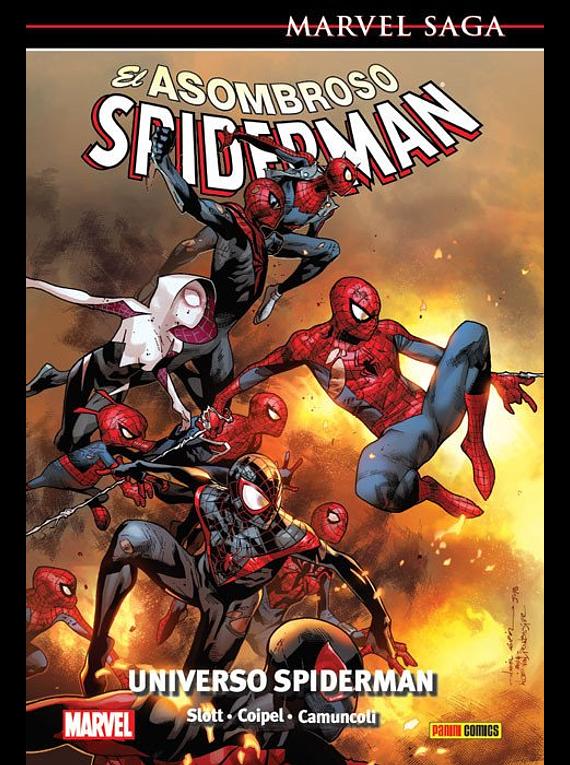 Marvel Saga spiderman 48