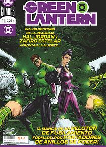SEGUNDA MANO: El Green Lantern núm. 93/11