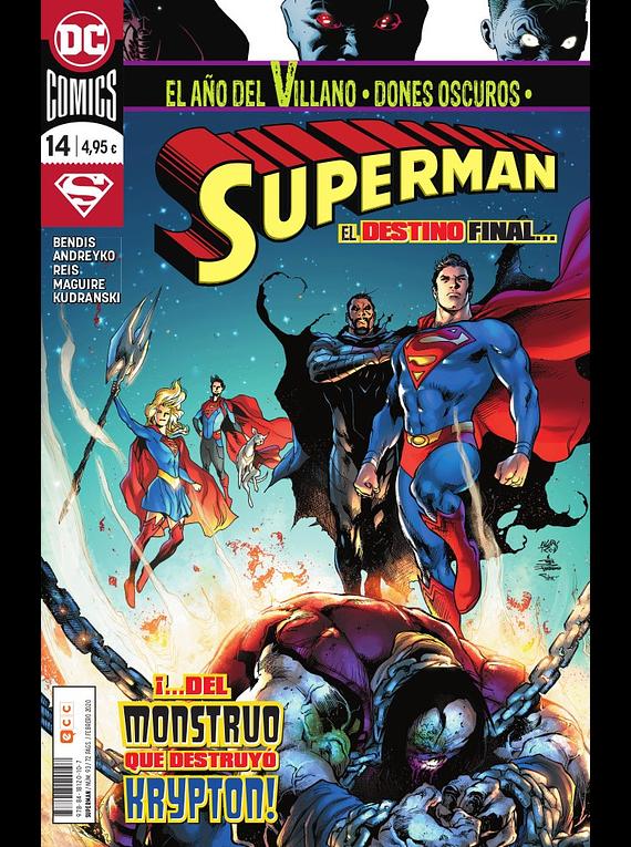 SEGUNDA MANO: Superman núm. 93/14