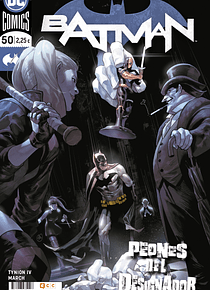 SEGUNDA MANO: Batman núm. 105/ 50