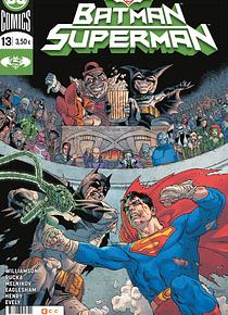 SEGUNDA MANO: Batman/Superman núm. 13