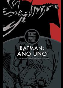 SEGUNDA MANO: Batman: Año uno– Edición DC Black Label