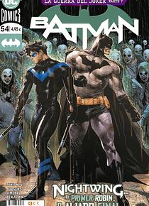 SEGUNDA MANO: Batman núm. 109/54