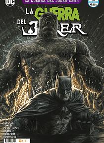 SEGUNDA MANO: La guerra del Joker núm. 4 de 6