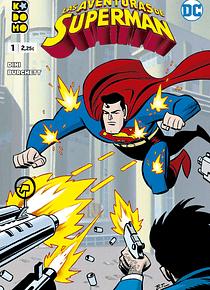 Las aventuras de Superman núm. 1