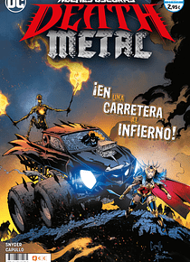 GRAPAS Noches oscuras: Death Metal núm. 02 de 7