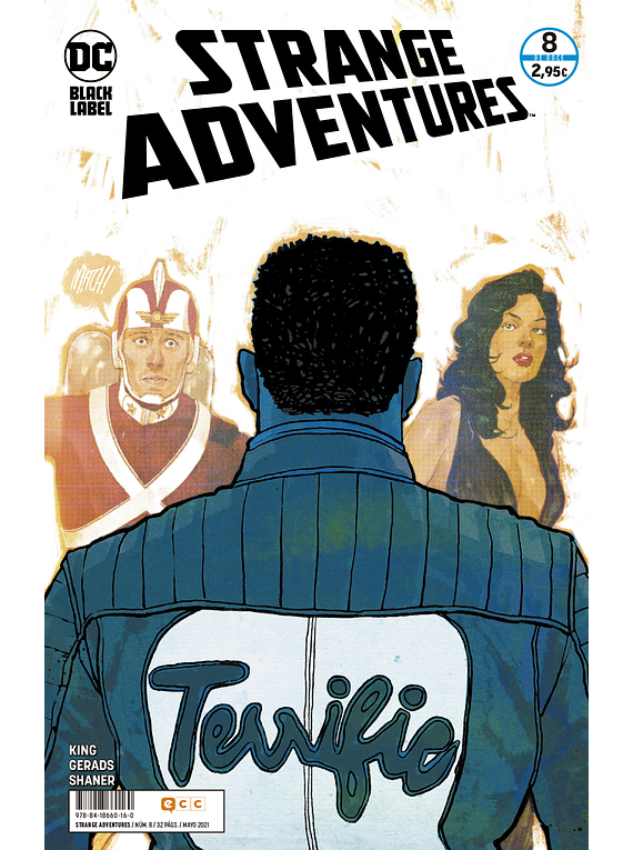 Strange Adventures núm. 8 de 12