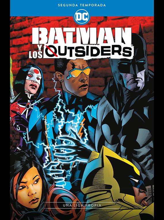 Batman y los Outsiders Temporada dos: Una Liga propia