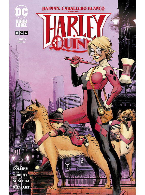 Batman: Caballero Blanco presenta - Harley Quinn núm. 03 de 6
