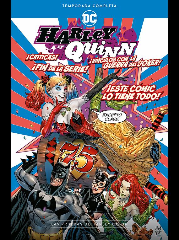 Harley Quinn Temporada completa – Las pruebas de Harley Quinn