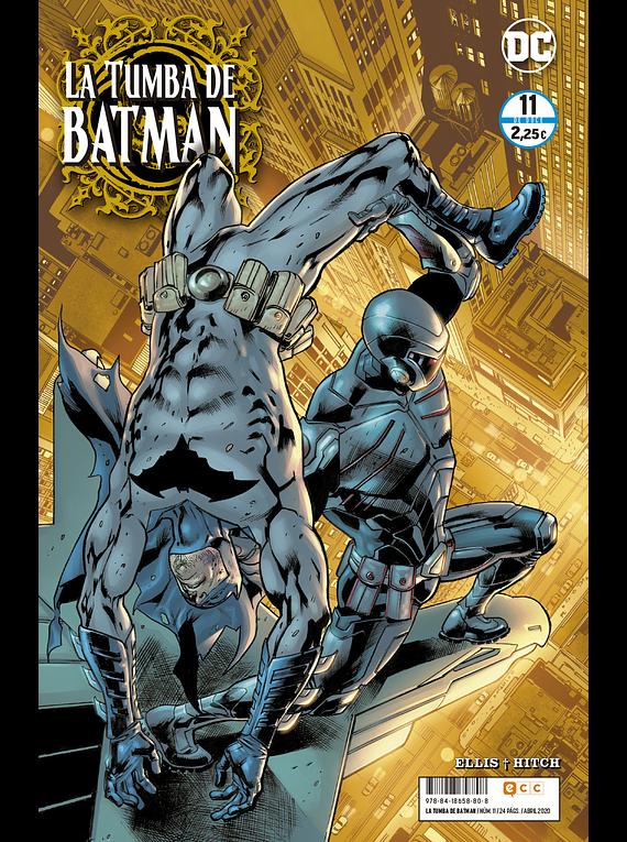 La tumba de Batman núm. 11 de 12