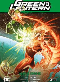 Green Lantern Corps Vol. 8: Agente Naranja (Green Lantern Saga - La noche más oscura Parte 5)
