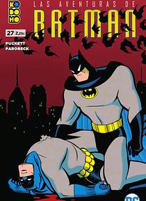 Las aventuras de Batman núm. 27