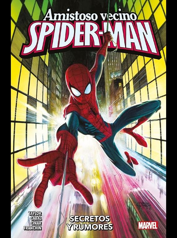 AMISTOSO VECINO SPIDER-MAN (TPB) VOL.01