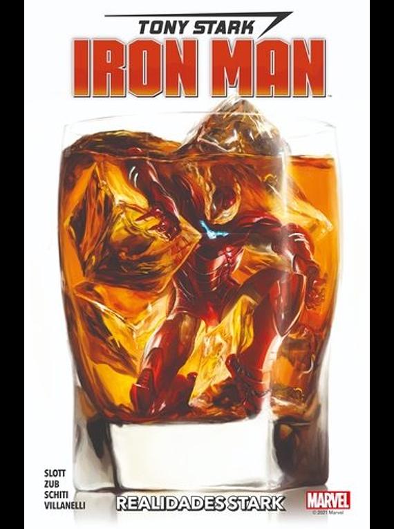 TONY STARK IRON MAN (TPB) VOL.02