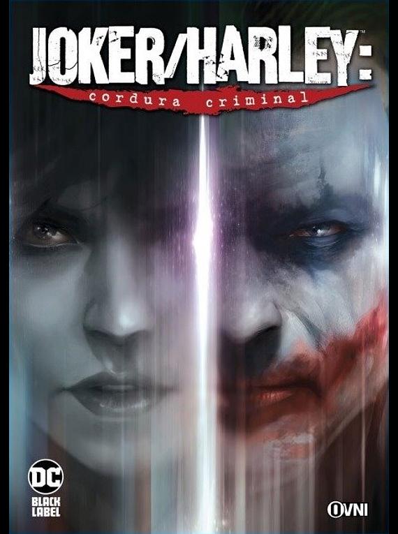 OVNIPRESS - BLACK LABEL - JOKER/HARLEY: CORDURA CRIMINAL